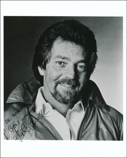 STEPHEN J. CANNELL - AUTOGRAPHED INSCRIBED PHOTOGRAPH