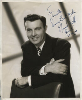 NORWOOD SMITH - AUTOGRAPHED INSCRIBED PHOTOGRAPH 05/28/1948