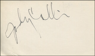 JUDY COLLINS - AUTOGRAPH