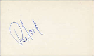 PHIL FORD - AUTOGRAPH