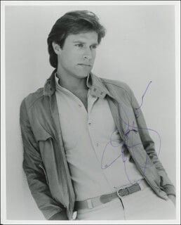 JOHN JAMES - AUTOGRAPHED SIGNED PHOTOGRAPH
