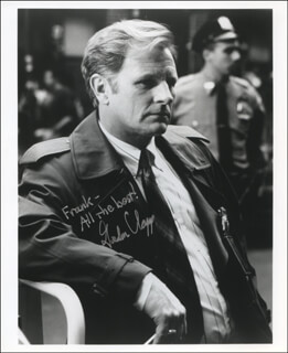 GORDON CLAPP - AUTOGRAPHED INSCRIBED PHOTOGRAPH