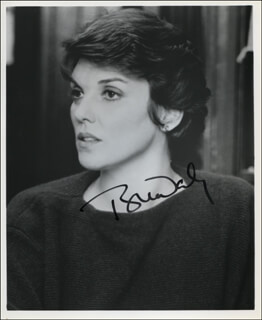 TYNE DALY - AUTOGRAPHED SIGNED PHOTOGRAPH  - HFSID 322170