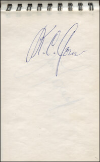 Autographs: BOSTON CELTICS - SIGNATURE(S) CO-SIGNED BY: TOMMY HEINSOHN, JIM LOSCUTOFF, RED (ARNOLD JACOB) AUERBACH, FRANK RAMSEY, BOB COUSY, JOHN HAVLICEK, BILL RUSSELL, K.C. JONES, CLYDE LOVELLETTE, SAM JONES, TOM SATCH SANDERS, WAYNE LAWRENCE, GENE GUARILIA, GARY PHILLIPS, DICK DAVIES, CHUCK OSBORNE, BUDDY LEROUX, BILL GREEN, DAN SWARTZ, W.D. STROUD, JOE WILLIAMS, VINNIE ERNST