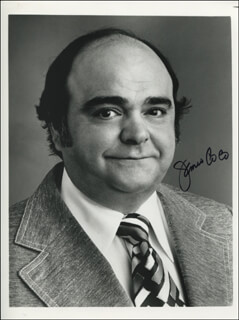 JAMES JIMMY COCO - AUTOGRAPHED SIGNED PHOTOGRAPH