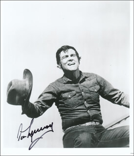 DON MURRAY - AUTOGRAPHED SIGNED PHOTOGRAPH