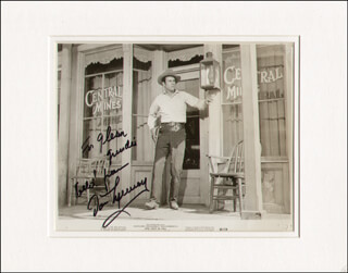 DON MURRAY - AUTOGRAPHED INSCRIBED PHOTOGRAPH