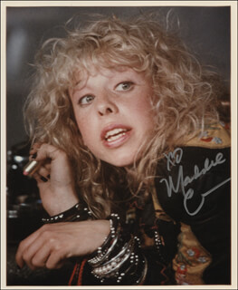 MADDIE CORMAN - AUTOGRAPHED SIGNED PHOTOGRAPH