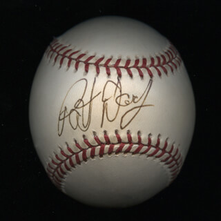 Autographs: PAT DAY - BASEBALL SIGNED