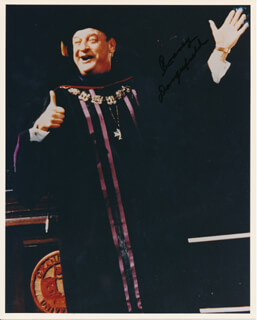 RODNEY DANGERFIELD - AUTOGRAPHED SIGNED PHOTOGRAPH