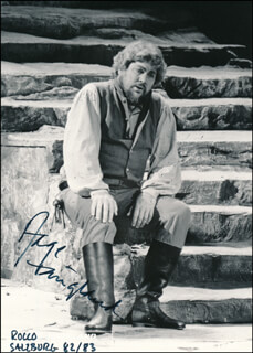 AAGE HAUGLAND - AUTOGRAPHED SIGNED PHOTOGRAPH