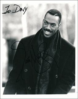 EDDIE MURPHY - AUTOGRAPHED INSCRIBED PHOTOGRAPH