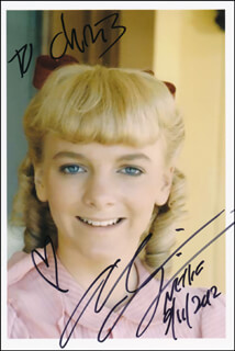 ALISON ARNGRIM - AUTOGRAPHED INSCRIBED PHOTOGRAPH 09/11/2012