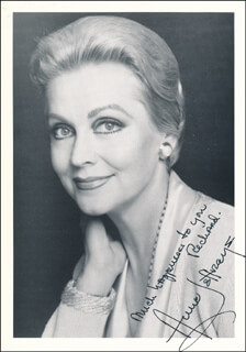 ANNE JEFFREYS - AUTOGRAPHED INSCRIBED PHOTOGRAPH