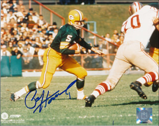 PAUL V. HORNUNG - AUTOGRAPHED SIGNED PHOTOGRAPH