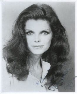 SAMANTHA EGGAR - AUTOGRAPHED INSCRIBED PHOTOGRAPH