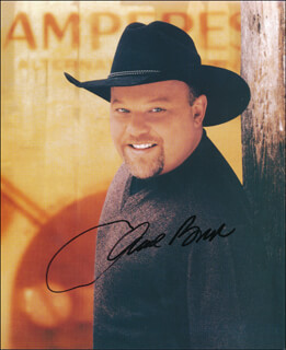 CHAD BROCK - AUTOGRAPHED SIGNED PHOTOGRAPH