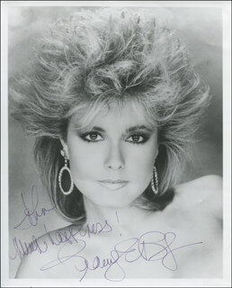 TRACEY BREGMAN - AUTOGRAPHED INSCRIBED PHOTOGRAPH
