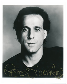 PETER STORMARE - AUTOGRAPHED SIGNED PHOTOGRAPH