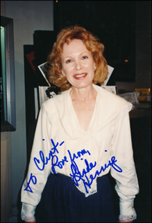 LINDA KAYE HENNING - AUTOGRAPHED INSCRIBED PHOTOGRAPH