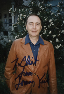 TOMMY KIRK - AUTOGRAPHED INSCRIBED PHOTOGRAPH