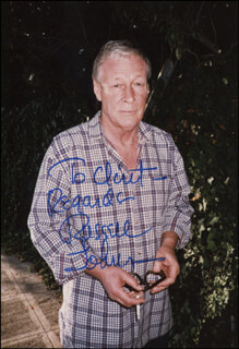 RUSSELL JOHNSON - AUTOGRAPHED INSCRIBED PHOTOGRAPH