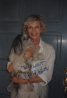 ELYSE KNOX - AUTOGRAPHED INSCRIBED PHOTOGRAPH