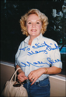 MOLLY BEE - AUTOGRAPHED INSCRIBED PHOTOGRAPH