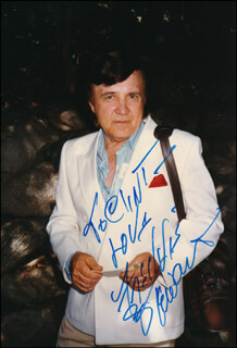 FREDDIE STEWART - AUTOGRAPHED INSCRIBED PHOTOGRAPH