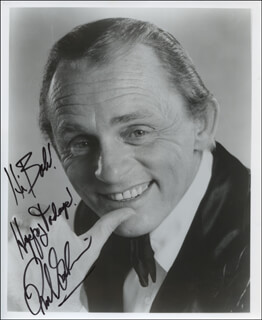 FRANK GORSHIN - AUTOGRAPHED INSCRIBED PHOTOGRAPH