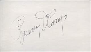 ROSEMARY DECAMP - AUTOGRAPH