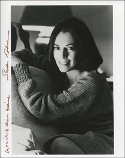 SUSAN KOHNER - AUTOGRAPHED INSCRIBED PHOTOGRAPH