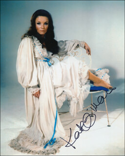KATE O'MARA - AUTOGRAPHED SIGNED PHOTOGRAPH
