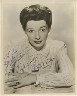 CASS DALEY - AUTOGRAPHED INSCRIBED PHOTOGRAPH
