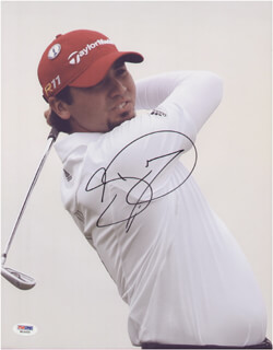 JASON DAY - AUTOGRAPHED SIGNED PHOTOGRAPH