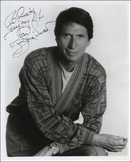 DAVID BRENNER - AUTOGRAPHED INSCRIBED PHOTOGRAPH