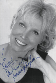 SUSAN ANSPACH - AUTOGRAPHED INSCRIBED PHOTOGRAPH