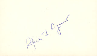 Autographs: VICE PRESIDENT SPIRO T. AGNEW - SIGNATURE(S)