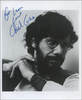 CHICK (ARMANDO) COREA - AUTOGRAPHED INSCRIBED PHOTOGRAPH