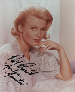 PAT PRIEST - AUTOGRAPHED SIGNED PHOTOGRAPH