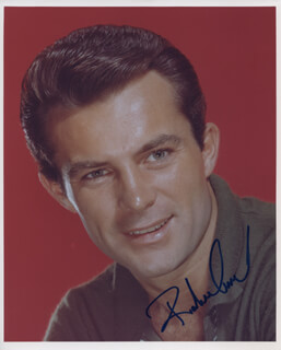 ROBERT CONRAD - AUTOGRAPHED SIGNED PHOTOGRAPH