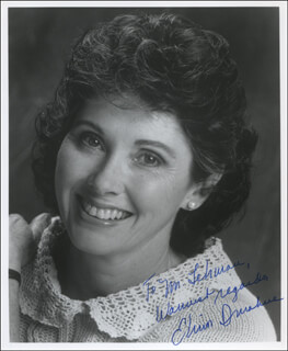 ELINOR DONAHUE - AUTOGRAPHED INSCRIBED PHOTOGRAPH