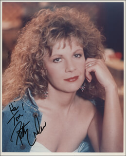 PATTY LOVELESS - AUTOGRAPHED INSCRIBED PHOTOGRAPH