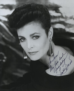 LINDA DANO - AUTOGRAPHED INSCRIBED PHOTOGRAPH