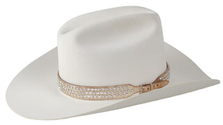 REX ALLEN - HAT UNSIGNED