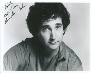 MARK LINN-BAKER - AUTOGRAPHED INSCRIBED PHOTOGRAPH