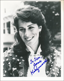 JANE KACZMAREK - AUTOGRAPHED INSCRIBED PHOTOGRAPH