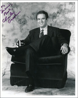 CHARLES GRODIN - AUTOGRAPHED INSCRIBED PHOTOGRAPH