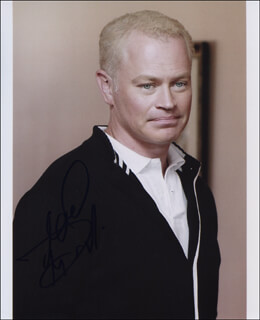 NEAL MCDONOUGH - AUTOGRAPHED SIGNED PHOTOGRAPH