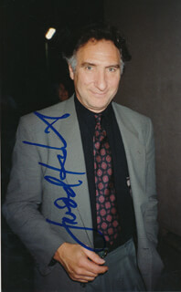 JUDD HIRSCH - AUTOGRAPHED SIGNED PHOTOGRAPH